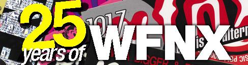 25 Years of WFNX