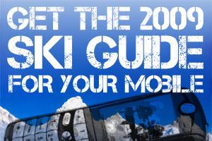 Mobile Ski Guide 2009