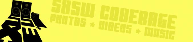 SXSW Header