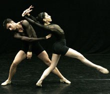 """FESTIVAL BALLET is staging """"an evening of love."""""""