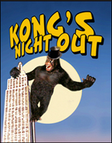 Kong's Night Out won't set you back too much