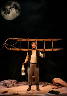 TOM CREAN Aidan Dooley is fierce and whimsical.