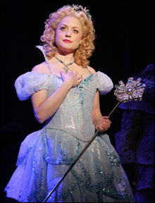 """WICKED: """"It's a bit much, but you have to give people what they like."""""""