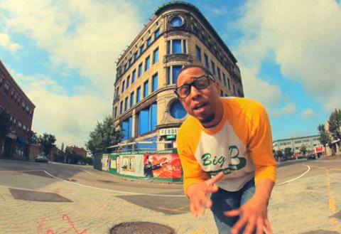 Moe Pope and Rain Local Rap