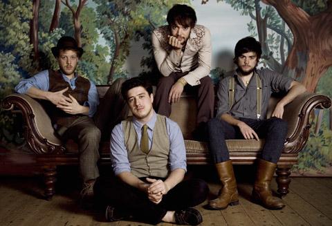 best breakthrough band mumford & sons