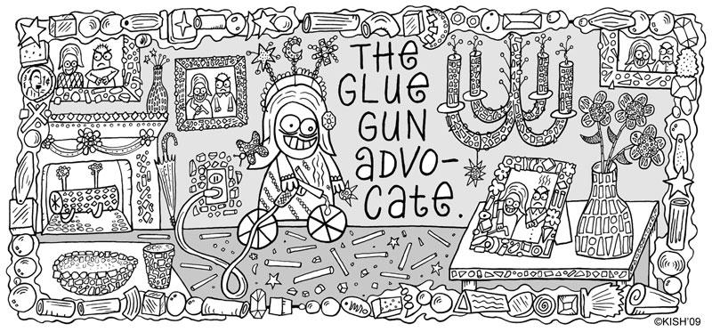 glue main