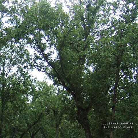Julia Barwick new album The Magic Place