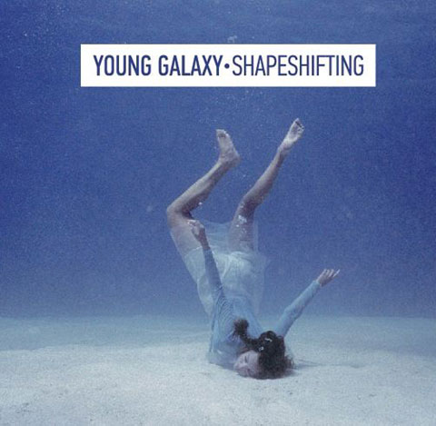 Young Galaxy new album Shapeshifting