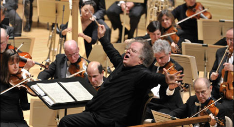 James Levine resigns from the BSO
