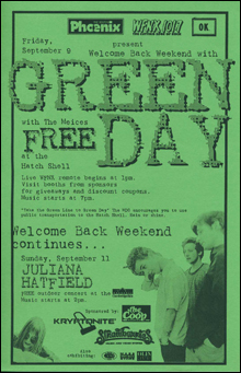 greenday_poster