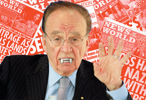 Murdoch's Watergate
