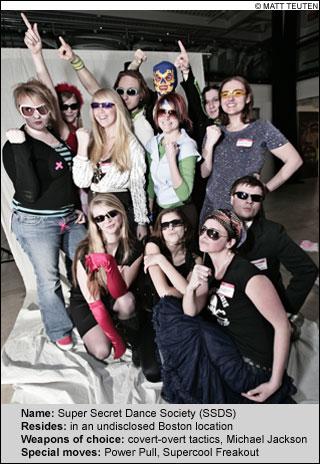 Super Secret Dance Society