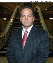 UPPER HAND While 8-7 splits were common during Cianci's latter years in office, Cicilline has enjoyed success in plucking council votes.