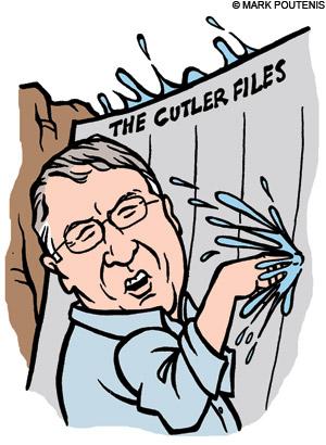 free speech offender Eliot Cutler