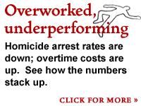Overworked, underperforming