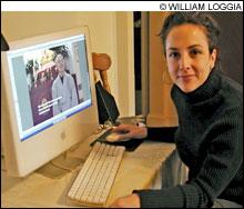 IN THE MOMENT: filmmaker Lisa Delmonico