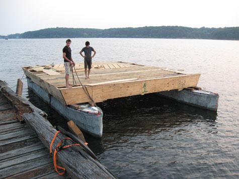 boat main