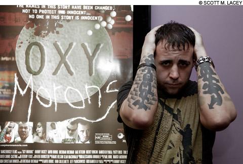 Johnny Hickey New Film